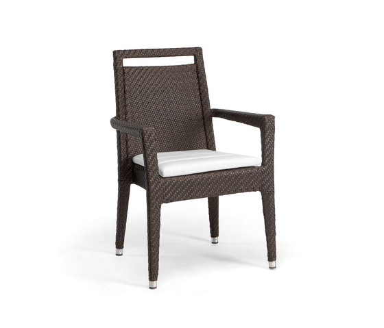 Long Beach open chair by Manutti | Garden chairs