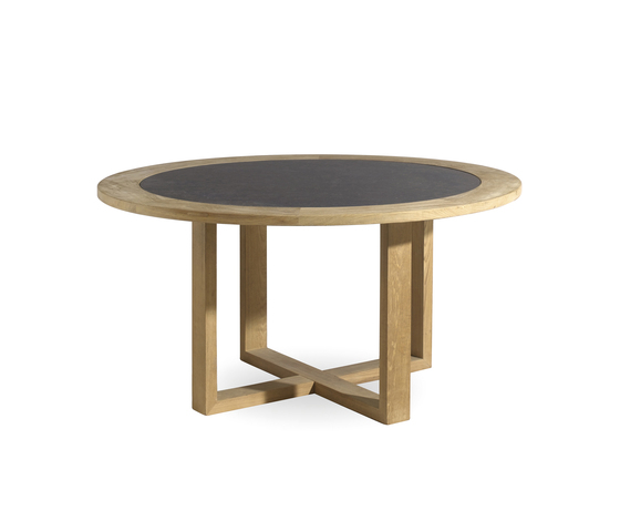 Siena round dining table by Manutti | Dining tables