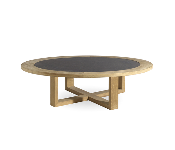 Siena round coffee table by Manutti | Coffee tables