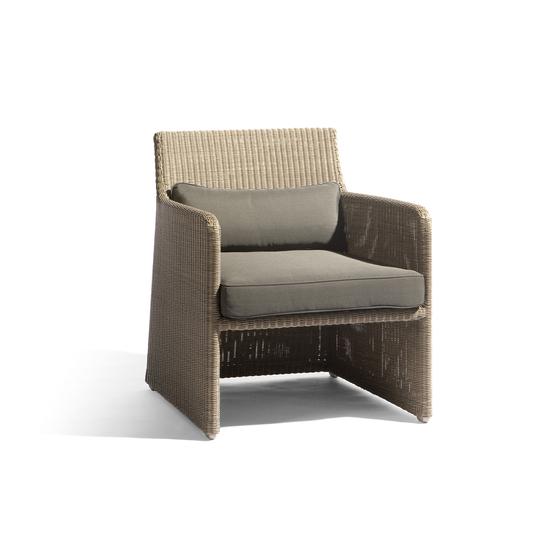 Swing 1 seat by Manutti | Garden armchairs