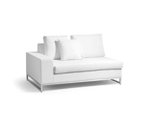 Zendo right seat by Manutti | Garden sofas