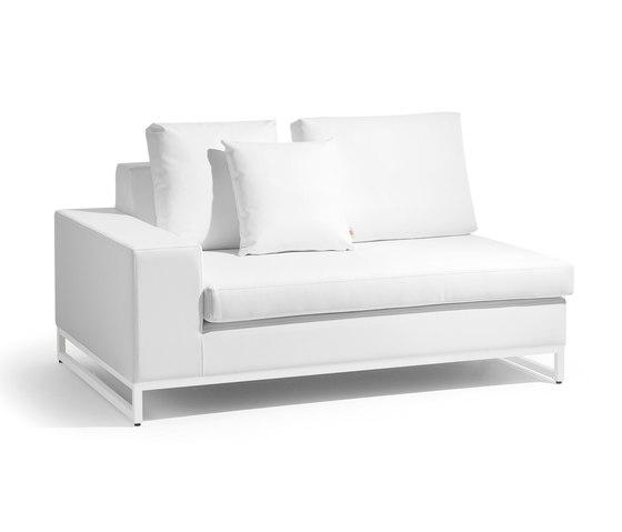 Zendo right seat by Manutti | Sofas