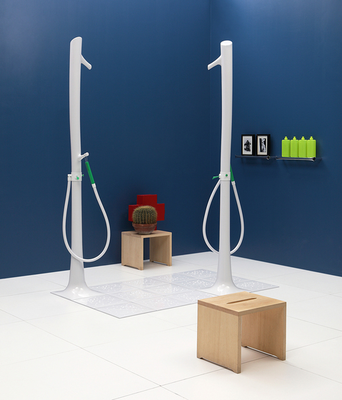 Albero shower by Ceramica Flaminia | Shower taps / mixers