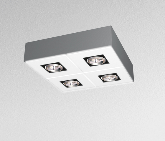 Andromeda Ceiling 600x600 by Artemide Architectural | General lighting