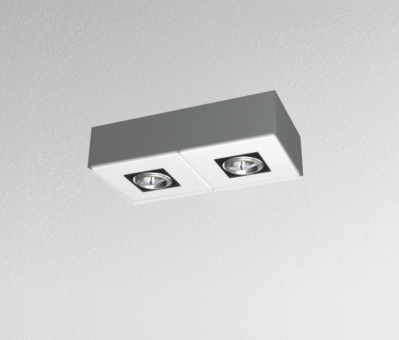 Andromeda Ceiling 300x600 by Artemide Architectural | General lighting
