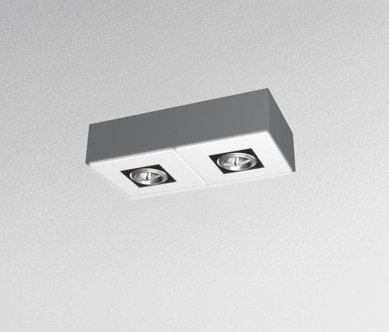 Andromeda Ceiling 300x600 di Artemide Architectural | Illuminazione generale