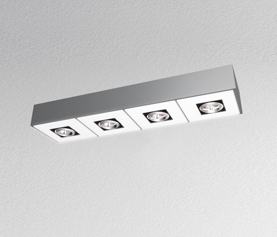 Andromeda Ceiling 300x1200 by Artemide Architectural | General lighting