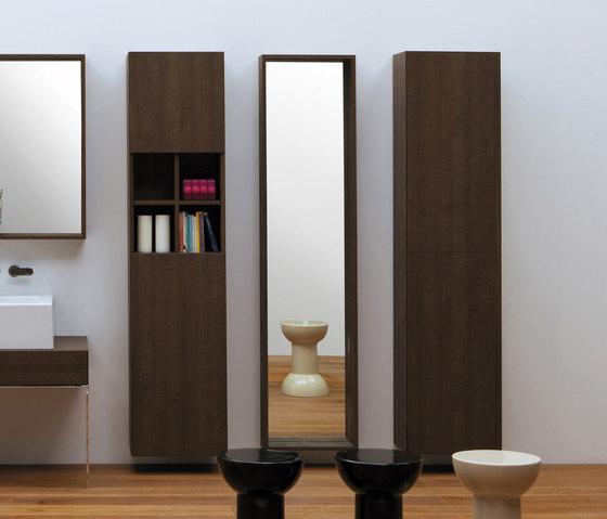 Compono System armadio di Ceramica Flaminia | Contenitori bagno