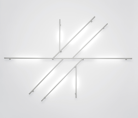 Kao Wall/Ceiling Kit G by Artemide Architectural | General lighting