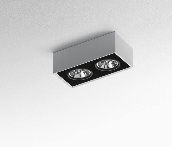 Nothing Ceiling 2 by Artemide Architectural | Ceiling-mounted spotlights