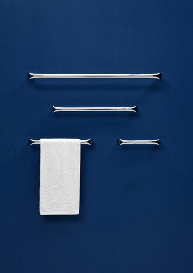 Fold towel holder by Ceramica Flaminia | Towel rails