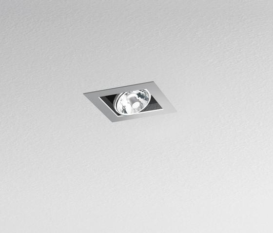 Java 180 1-Lampig von Artemide Architectural | Deckeneinbauleuchten