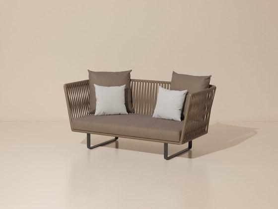 Bitta 2 seater sofa de KETTAL | Canapés