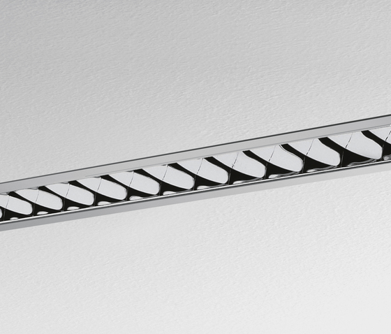 Java Linear System Darklight by Artemide Architectural | Recessed ceiling strip lights