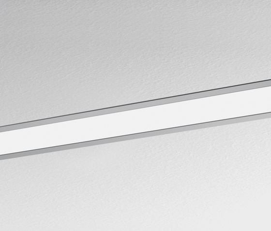 Java Linear System Diffuser by Artemide Architectural | Recessed ceiling strip lights