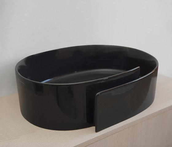 Roll basin by Ceramica Flaminia | Vanity units