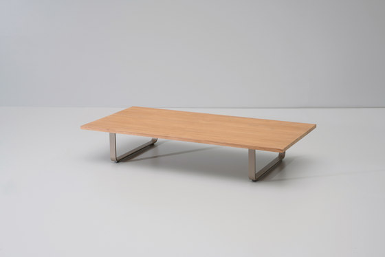 Bitta coffee table de KETTAL | Mesas de centro de jardín