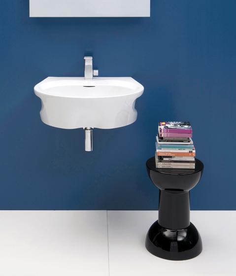 Void 60 basin von Ceramica Flaminia | Waschtische