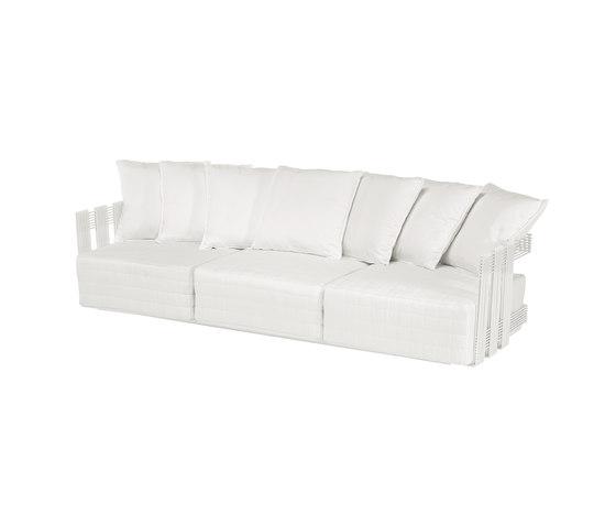 Intrecci | 672 by EMU Group | Garden sofas