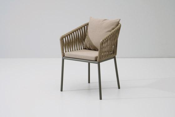 Bitta dining chair di KETTAL | Sedie da giardino