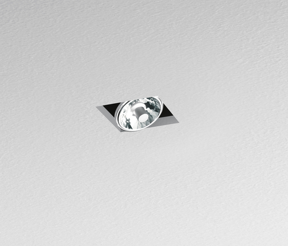 Nothing Recessed 1 Lamp by Artemide Architectural | Spotlights