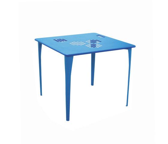 Pattern | 519 de EMU Group | Mesas para restaurantes