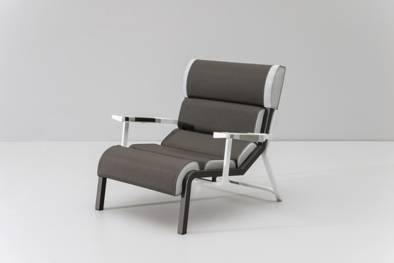 Bob club armchair by KETTAL | Garden armchairs