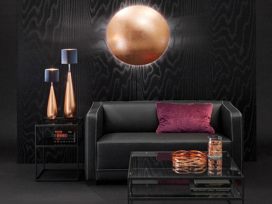 Diskus LED 65/100 Wall Lamp di Christine Kröncke | Lampade parete