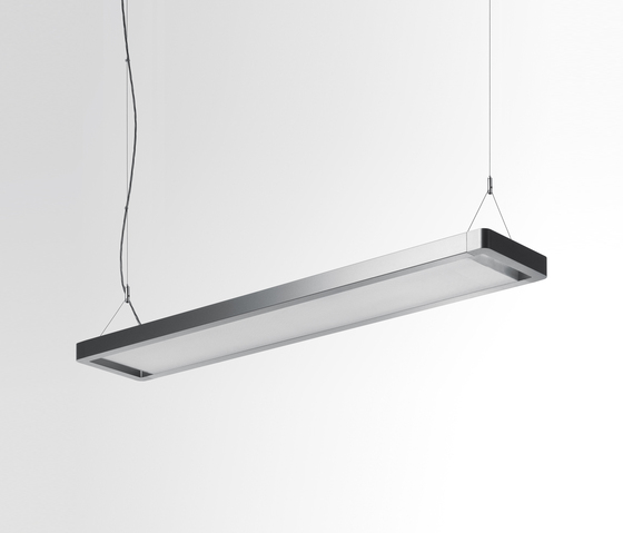 Esprit Suspension direct/indirect by Artemide Architectural | Pendant strip lights