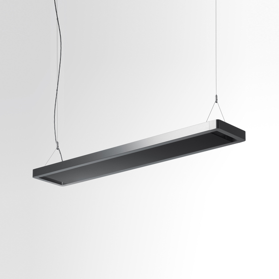 Esprit Suspension indirect by Artemide Architectural | Pendant strip lights