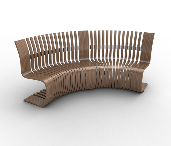 Multi C by Green Furniture Concept | Modular seating elements