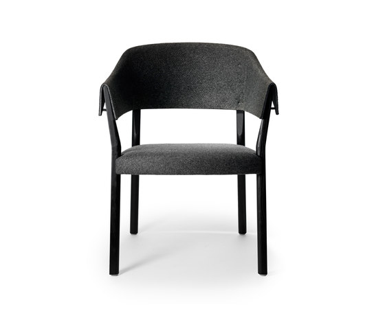 Button II easy chair by Gärsnäs | Conference chairs