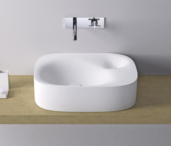 Nivis by Agape | Wash basins