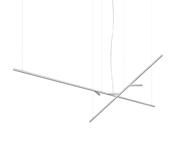 Kao Suspension Kit A di Artemide Architectural | Illuminazione generale