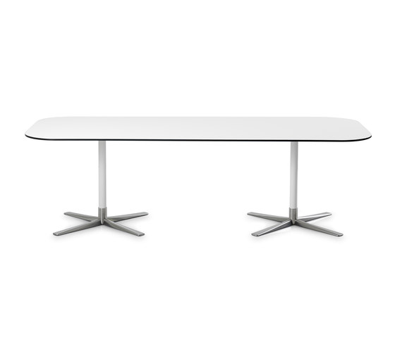 Rotor Meeting I by Gärsnäs   Modular conference table elements