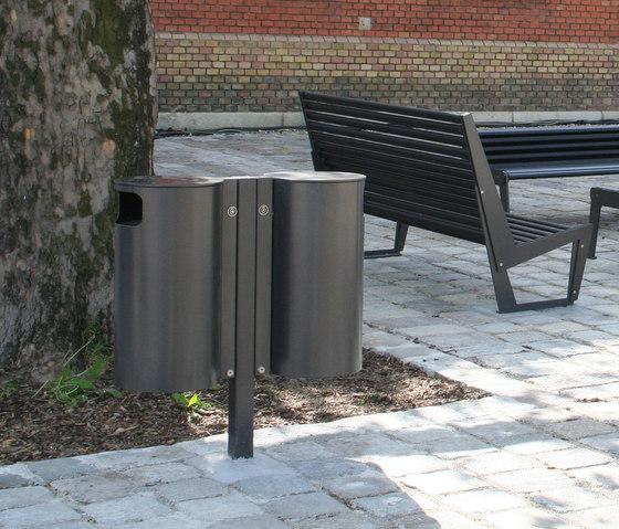 Public Bin by BURRI   Exterior bins