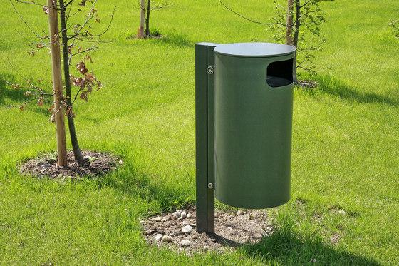 Public Bin by BURRI | Exterior bins