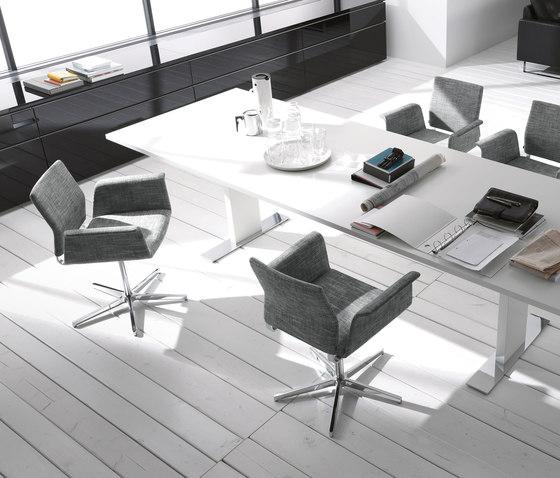cube tische von interl bke cube konferenztisch cube gap. Black Bedroom Furniture Sets. Home Design Ideas