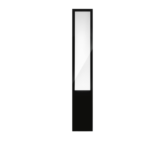 Cover asymetrical vertical by Artemide Architectural | General lighting