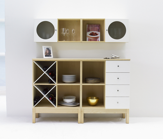 Anne sideboard by Horreds | Shelving