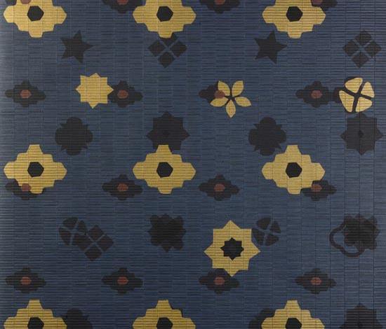 Flower-Power col. 021 by Dedar | Wall coverings / wallpapers