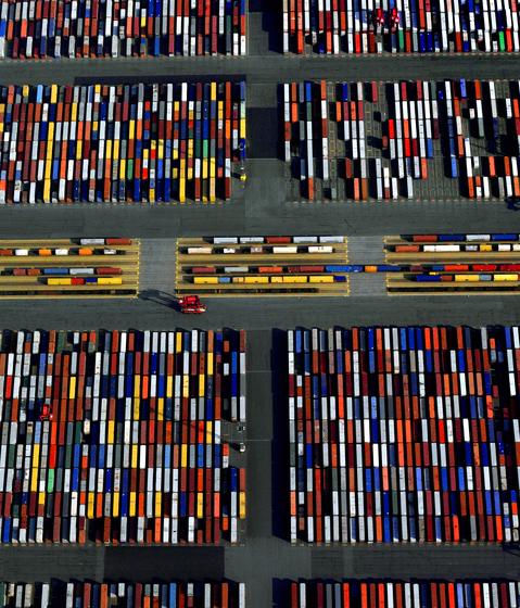 No. 7896 | Container by Berlintapete | Wall coverings / wallpapers