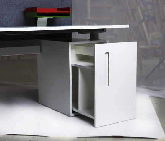 Nomono by Horreds | Desking systems