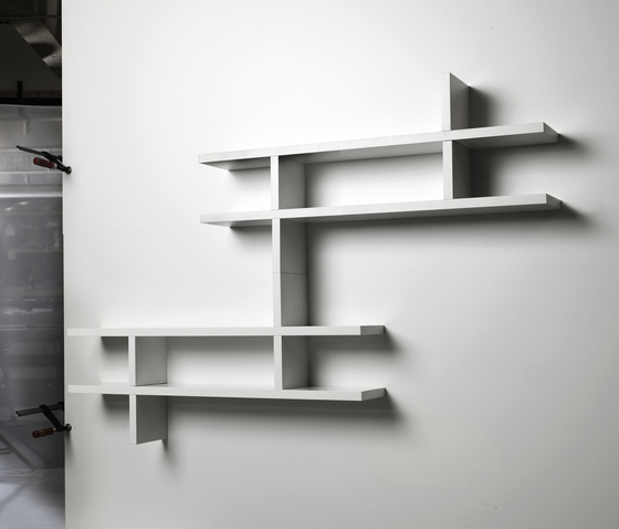 Unit by Horreds | Wall shelves