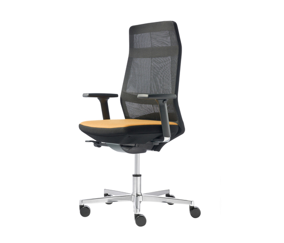 ayo swivel chair by Wiesner-Hager | Management chairs