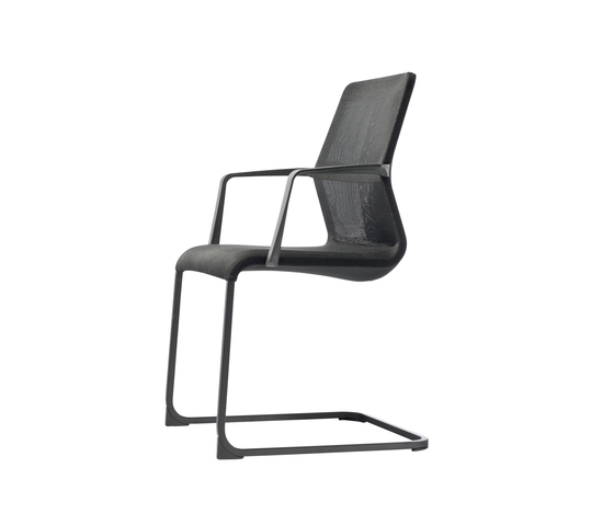 ayo cantilever chair by Wiesner-Hager | Visitors chairs / Side chairs