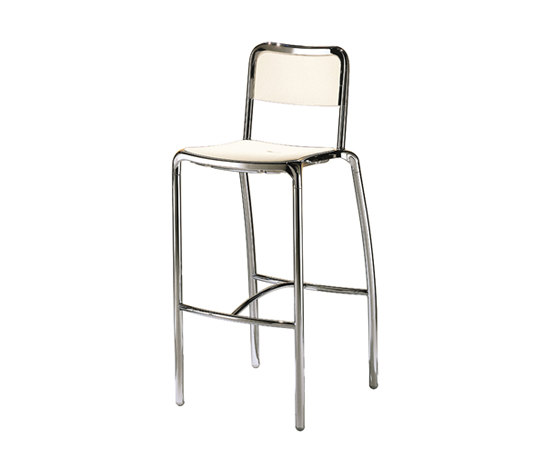 Mr Alu* by PEDRALI | Bar stools