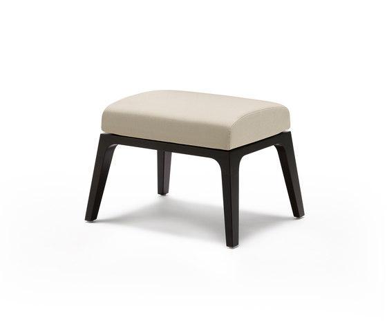 grace footstool by Wiesner-Hager | Elderly care stools