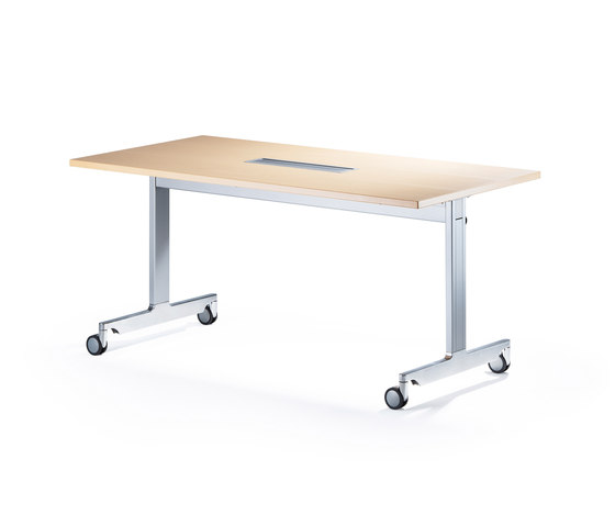n_table with t-leg base de Wiesner-Hager | Éléments de tables de conférence