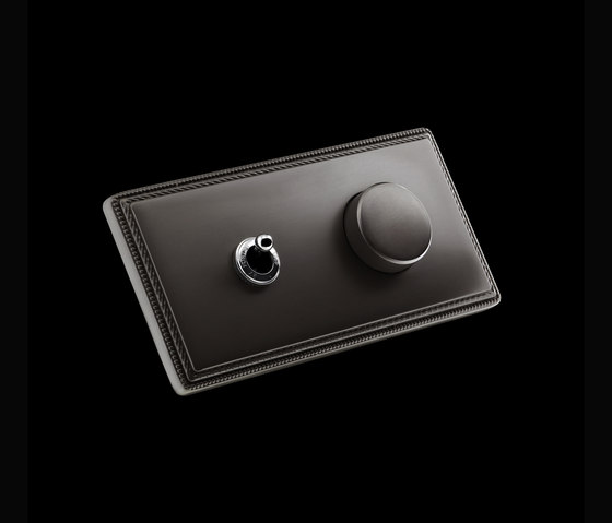 1950 switch | dimmer by Font Barcelona | Toggle switches